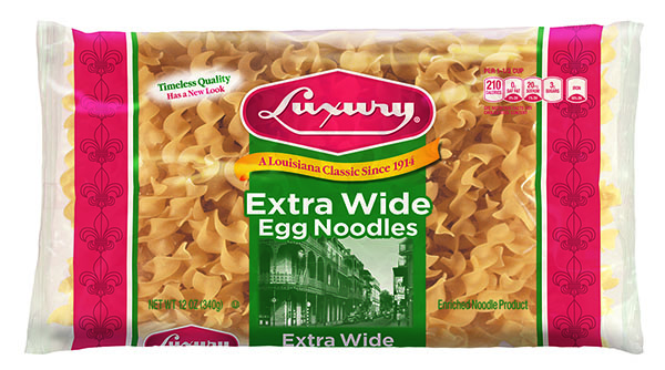 Extra-Wide-Noodles Noodles & Ribbons